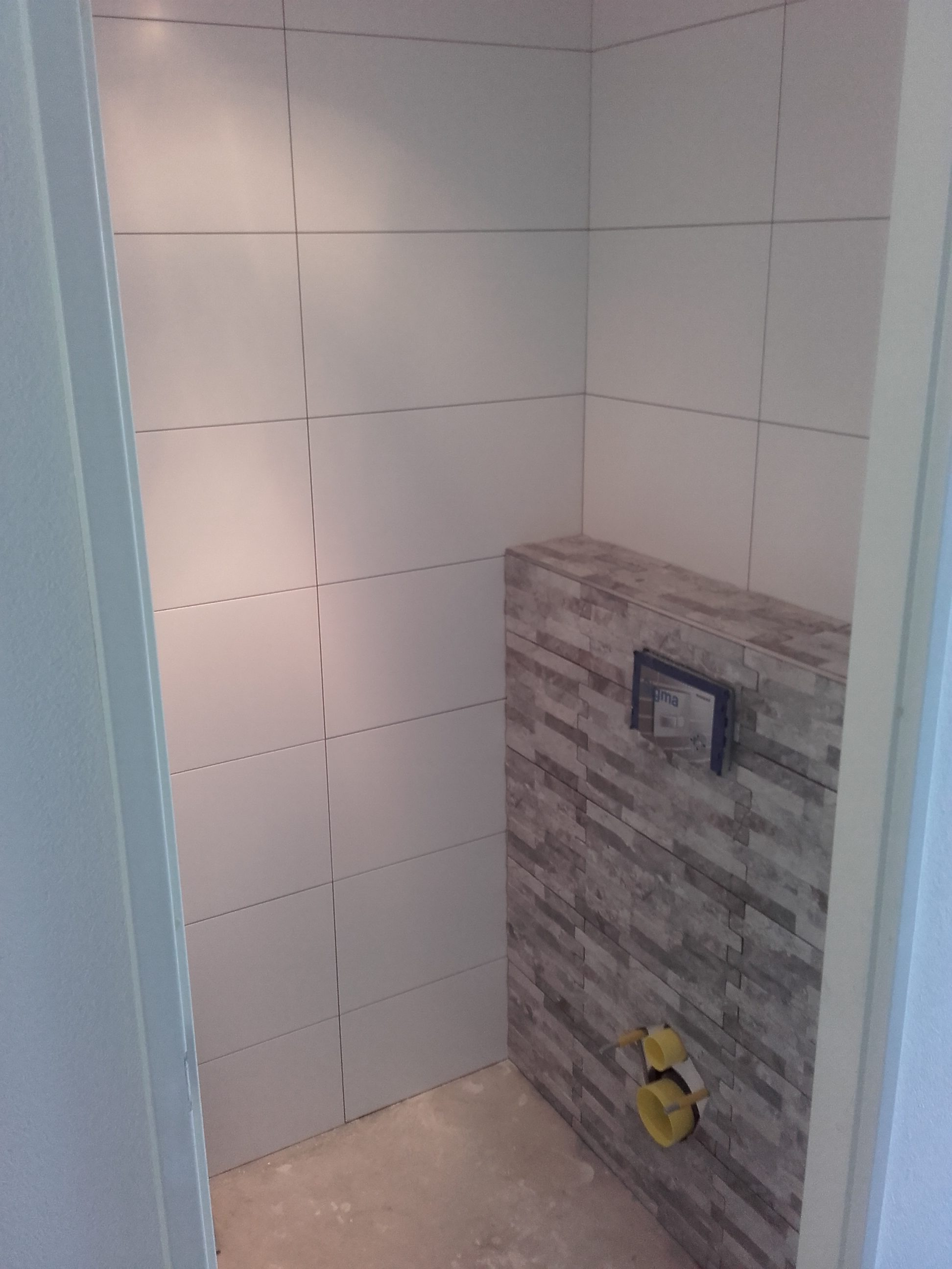 Badkamer verbouwing - Kees de Koning